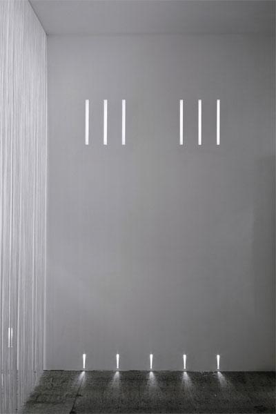 Sistemi a led profili di luce da incasso per soluzioni for Illuminazione a led per interni