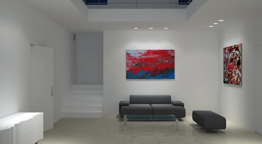 Arredare gli interni con luci di design eleganti e funzionali - Esempi di illuminazione a led per interni ...