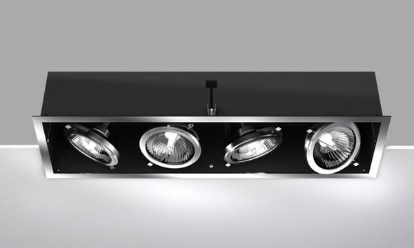 Guida alla scelta di lampade a incasso di design per interni
